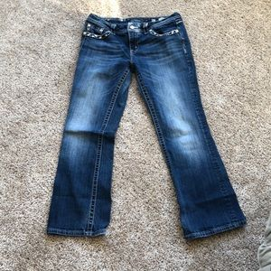 Miss Me Jeans Size 31 DEEPLY DISCOUNTED